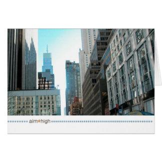 aim*high_NYC note card