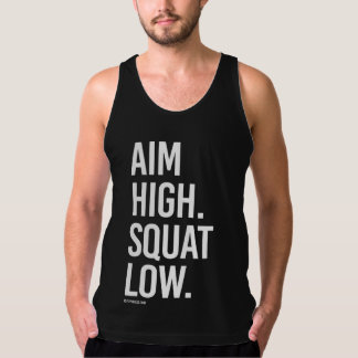 Aim High Squat Low Tank Top