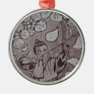 Aim True By Carter L. Shepard Metal Ornament
