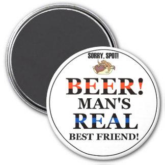 Aimant Bière ! Le vrai meilleur ami de l'homme !