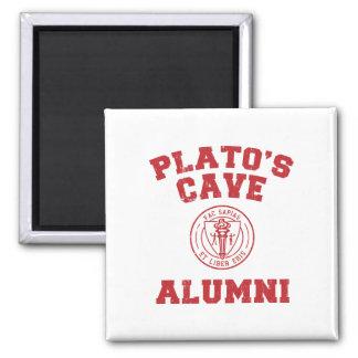 Aimant d'anciennes élèves de la caverne de Platon