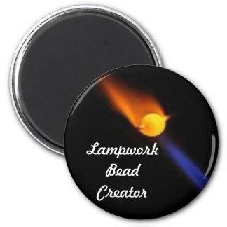 Aimant de créateur de perle de Lampwork
