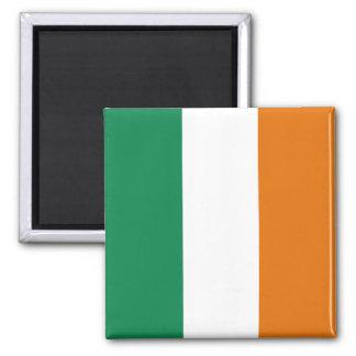 Aimant de drapeau de l Irlande