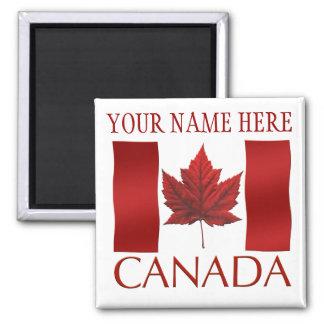 Aimant de feuille d'érable du Canada d'aimant de