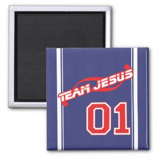 Aimant de Jésus d'équipe
