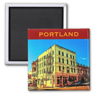 Aimant de secteur de perle de Portland