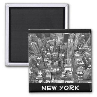 Aimant de souvenir de l'aimant NY de réfrigérateur