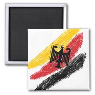 Aimant d'Eagle du football du Deutschland Fussball