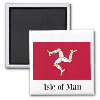Aimant Drapeau d'île de Man