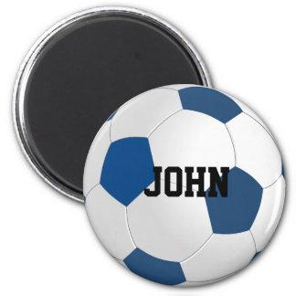 Aimant fait sur commande de ballon de football