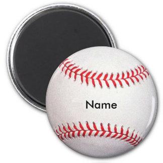 Aimant fait sur commande de base-ball