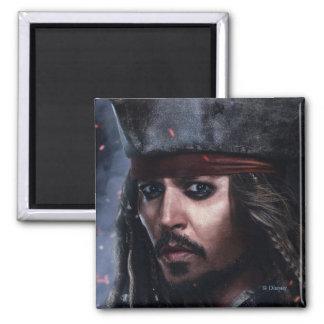 Aimant Jack Sparrow - pirate légendaire