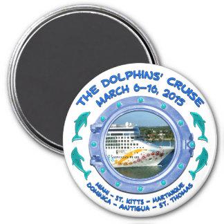 Aimant - la croisière des dauphins