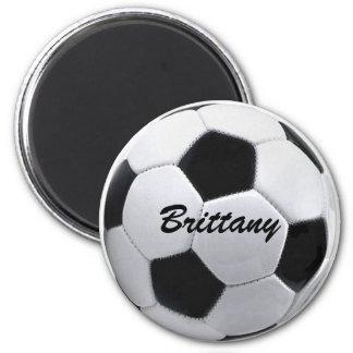Aimant personnalisé de ballon de football