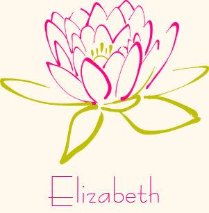 Magnets Aimants Dessin Fleur Zazzle Ca