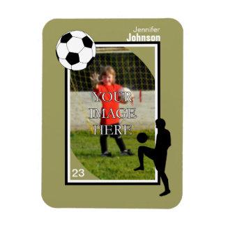 Aimant personnalisé du football/football magnets