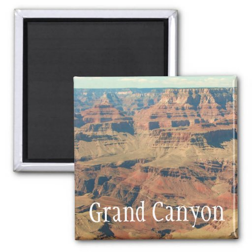 Aimant très bel de canyon grand !