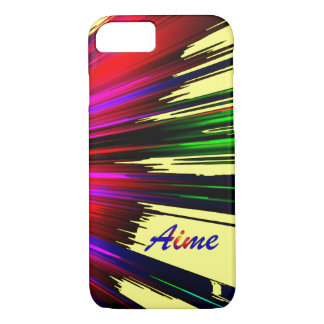 Aime Dynamic Design iPhone case