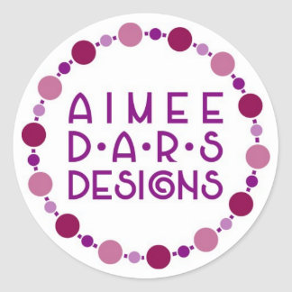 Aimee Dars Designs Stickers