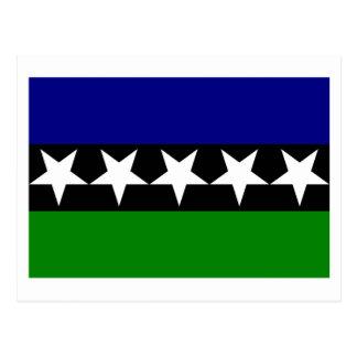 Aimeliik Flag Postcard