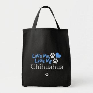 Aimez-moi, aimez mon chiwawa sacs