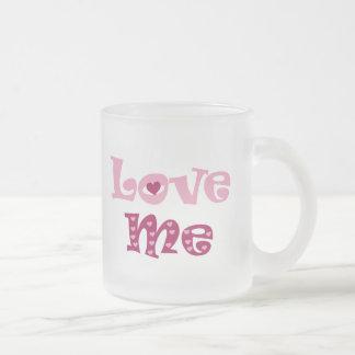 Aimez-moi Mug À Café