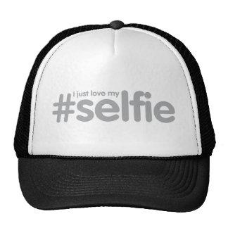 aimez mon selfie png casquette de camionneur