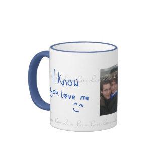 Aimez-vous davantage. ! mug ringer