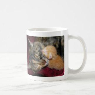 Aimez-vous maman mug blanc