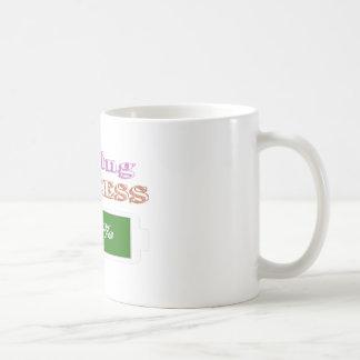 Aiming Success 100% Motivational Mug