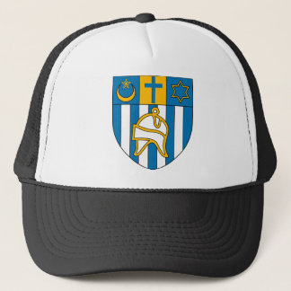 Aïn_Témouchent_Coat_of_Arms_(French_Algeria) Trucker Hat