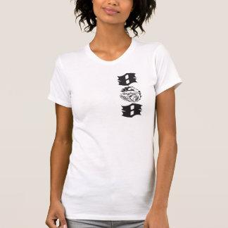 Ainofea Womens 808 Design T-Shirt