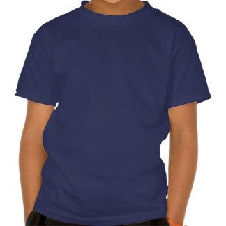 Ainsi pièce en t de barre de chocolat pour des enf t shirts