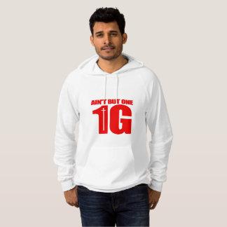 Ain't But 1G ... Jesus - Men's Hoodie