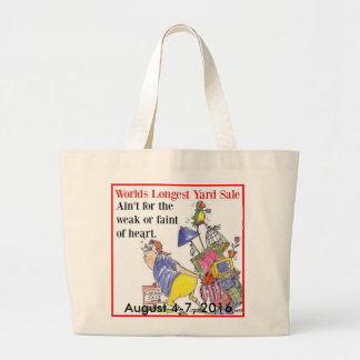 Ain't For the Weak Garage Sale Jumbo Tote