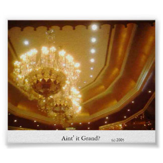 Ain't it Grand? Poster