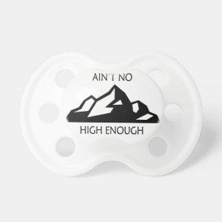 Ain't No Mountain High Enough Pacifier