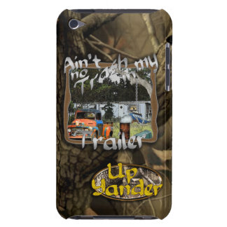 Ain't No Trash in my Trailer Barely There iPod Cover