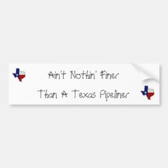 Ain't Nothin' F... Bumper Sticker