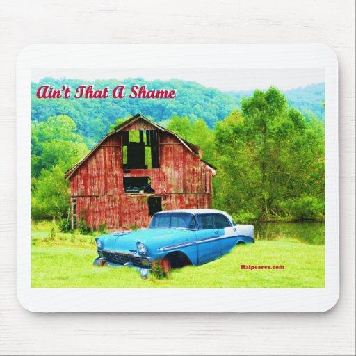 Aint That AShame 1956 Chevrolet Mousepad