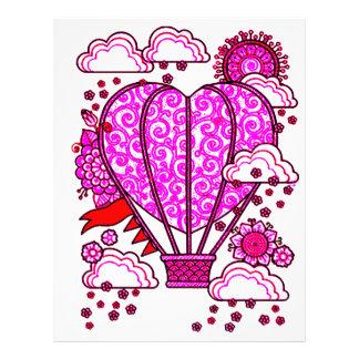 Air Ballon 3 Letterhead