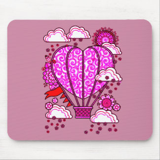 Air Ballon 3 Mouse Pad