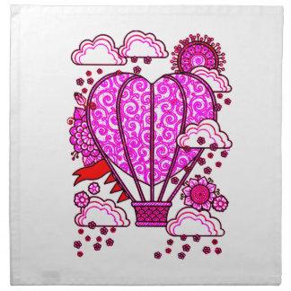 Air Ballon 3 Napkin