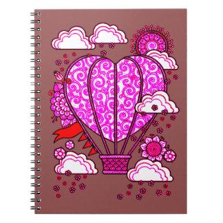 Air Ballon 3 Notebooks