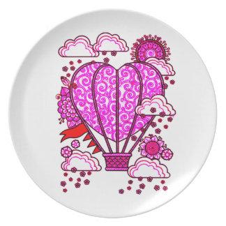 Air Ballon 3 Plate
