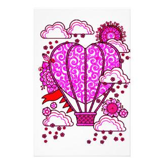 Air Ballon 3 Stationery
