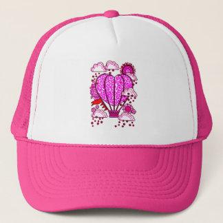 Air Ballon 3 Trucker Hat
