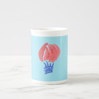 Air Balloon Bone China Mug