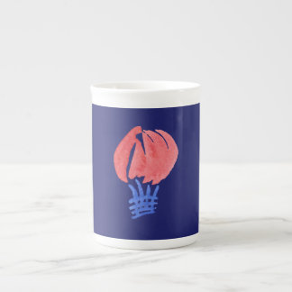 Air Balloon Bone China Mug