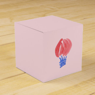 Air Balloon Classic Favor Box
